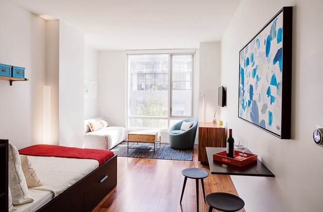 Micro Units Like This One Are Becoming More Por As Young Professionals Look For Ways To Live Alone Photograph By Toan Trinh