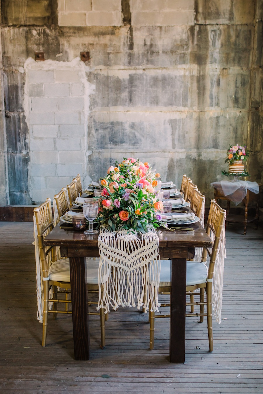 Peek Inside Olio Peabody S New Industrial Chic Wedding Venue