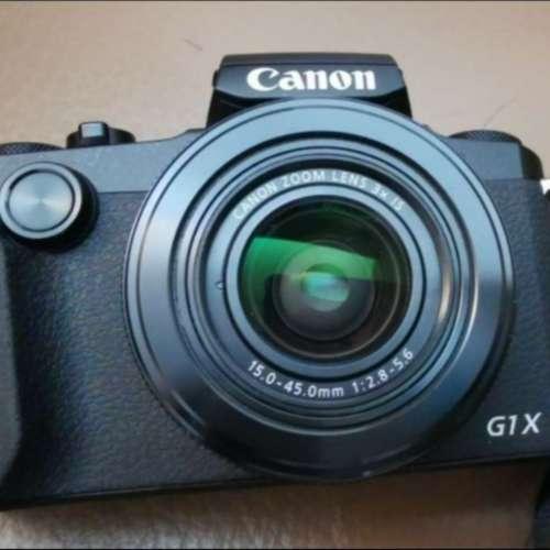 Canon Powershot G1X Mark III - DCFever.com