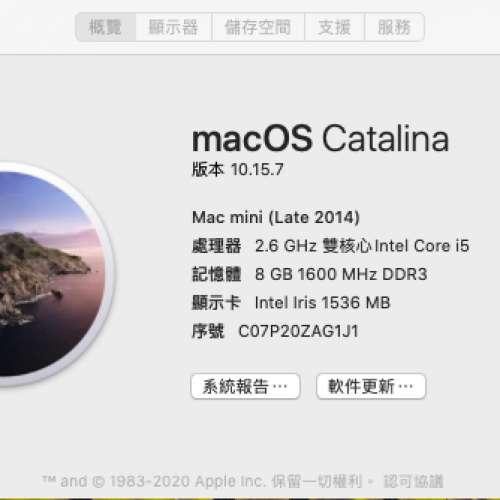 Mac Mini 2014 - DCFever.com