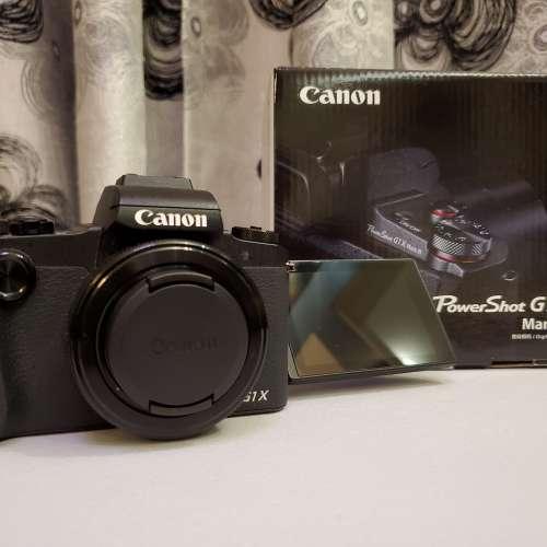 佳能 Canon G1X m3 mark iii 行貨一部 - DCFever.com