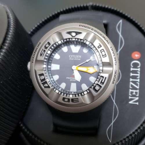 (可換錶) 絕版 Citizen Titanium 300m煙灰缸 - DCFever.com
