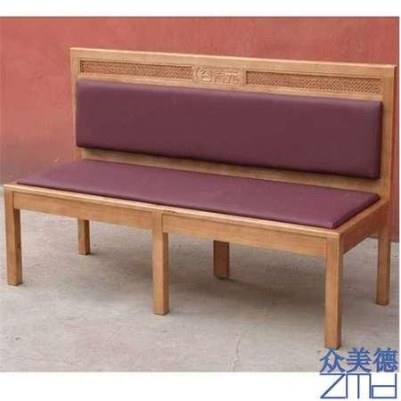 出售 餐廳沙發訂造皮革拉釦沙發單面卡座沙發防火皮沙發可開防火證書 - DCFever.com