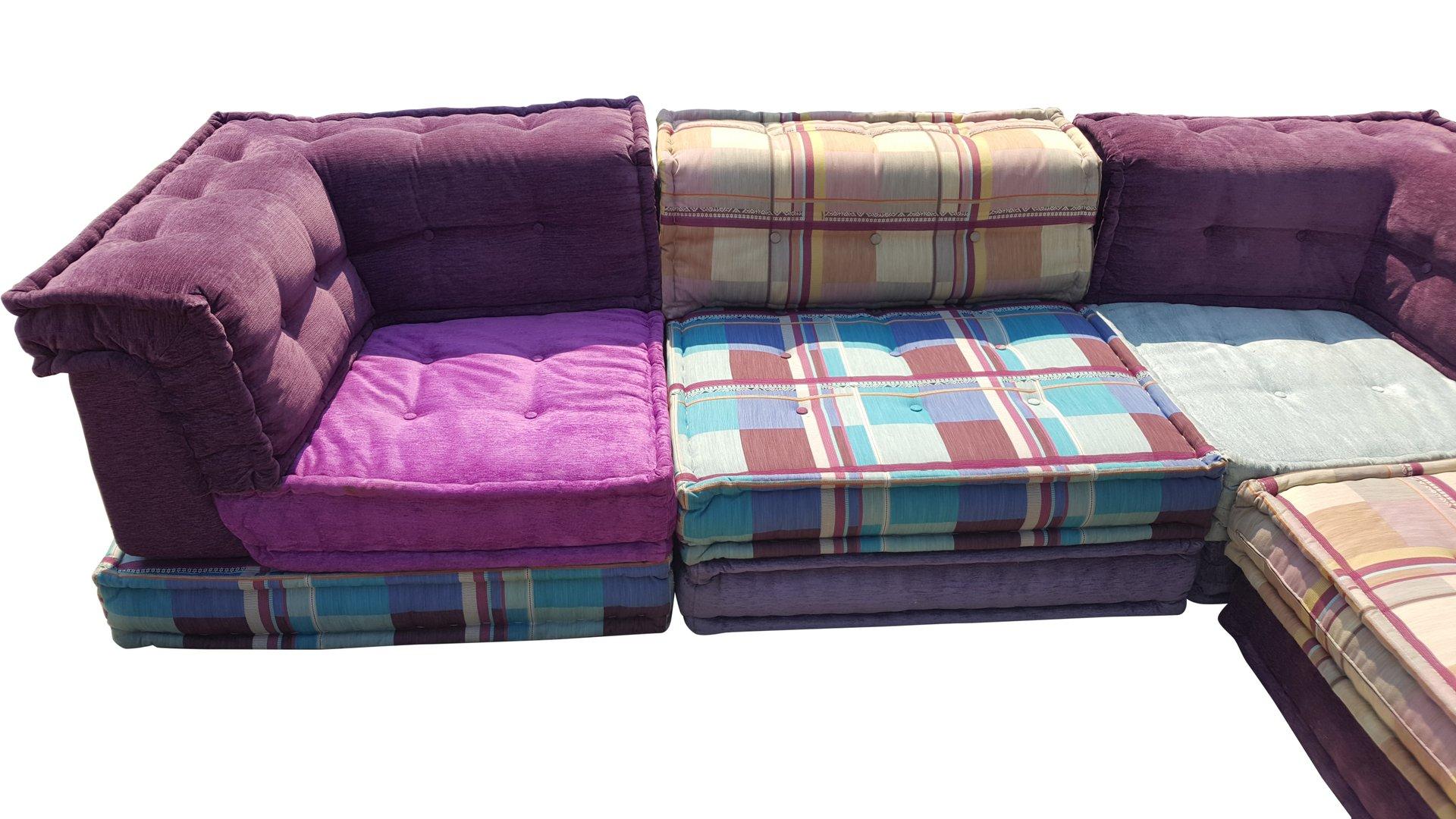 Mah Jong Modular Sofa By Hopfer Hans For Roche Bobois
