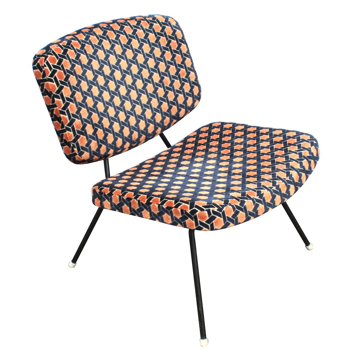 CM190 Chairs By Pierre Paulin For Thonet 1960s Set Of 2