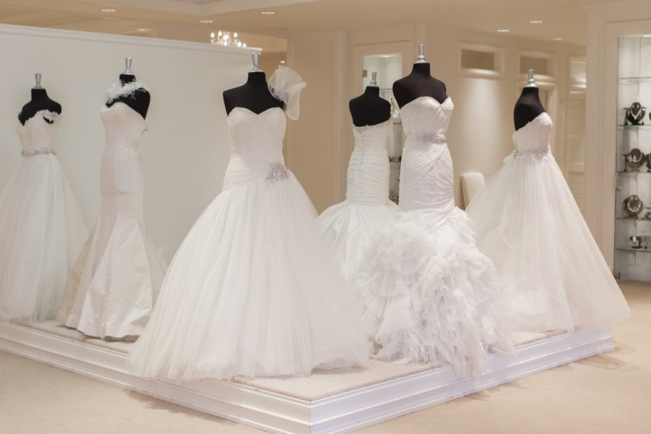 The National Bridal Sale Brings MAJOR Wedding Dress