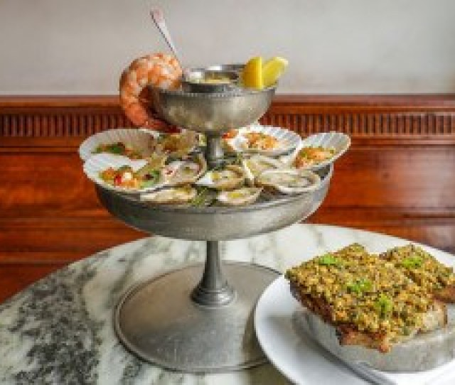 Yes You Should Absolutely Order The Seafood Tower