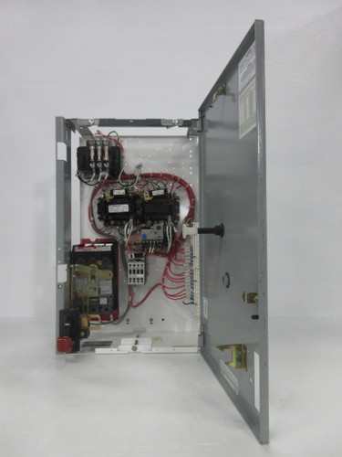 """GE 8000 Size 3 Starter 50A Breaker 24"""" MCC Bucket 50 Amp ..."""