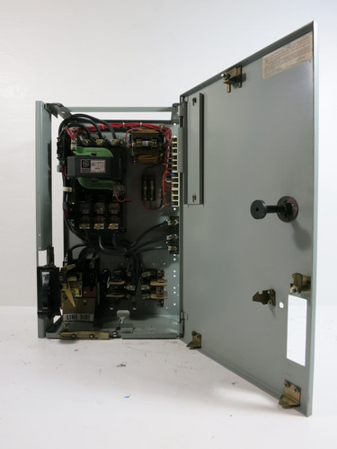 General Electric GE 8000 Size 4 Starter 200A Fusible 42 ...