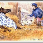 About The Show Today Funny Horse Cards Jude Too Lesley Bruce Bon Vivant Unique Equestrian Supply Accessories