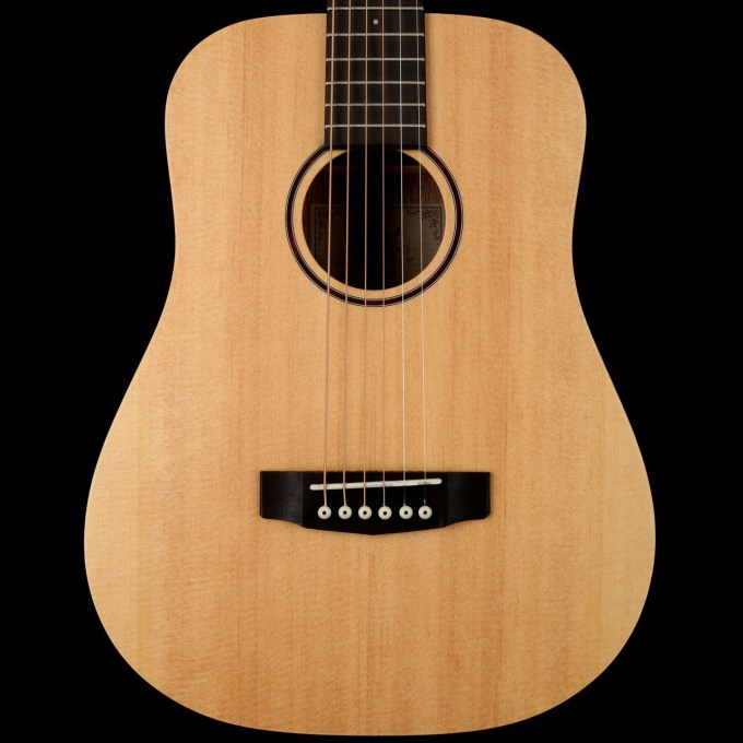 Cort Earth Mini 3 4 Dreadnought Acoustic Guitar In Natural Satin With Gigbag Wildwire Guitars