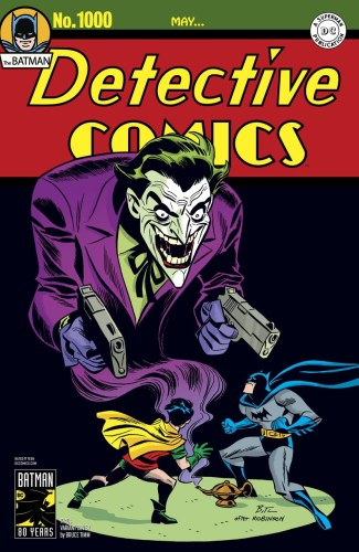 Image result for detective comics 1000
