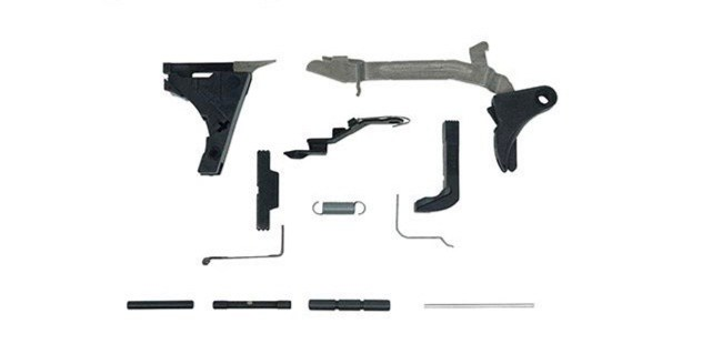 Glock 17 Frame Parts Kit | Nakanak org
