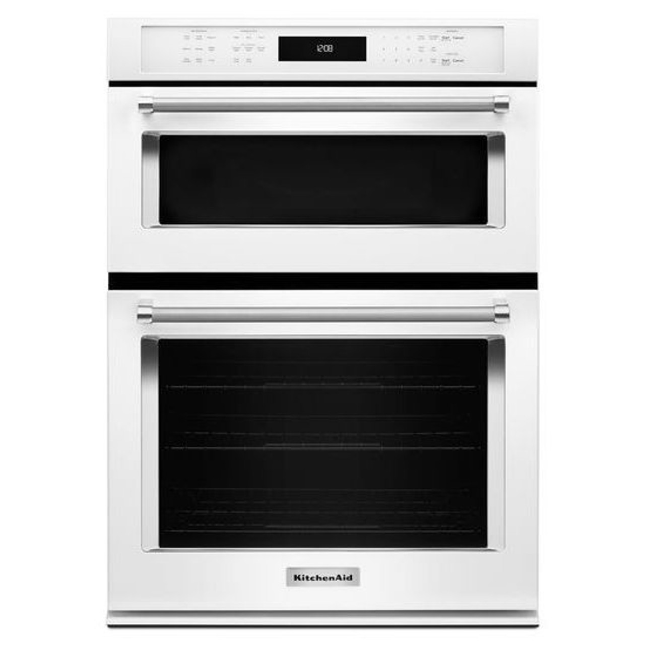 kitchenaid built in microwave combination oven koce500eb