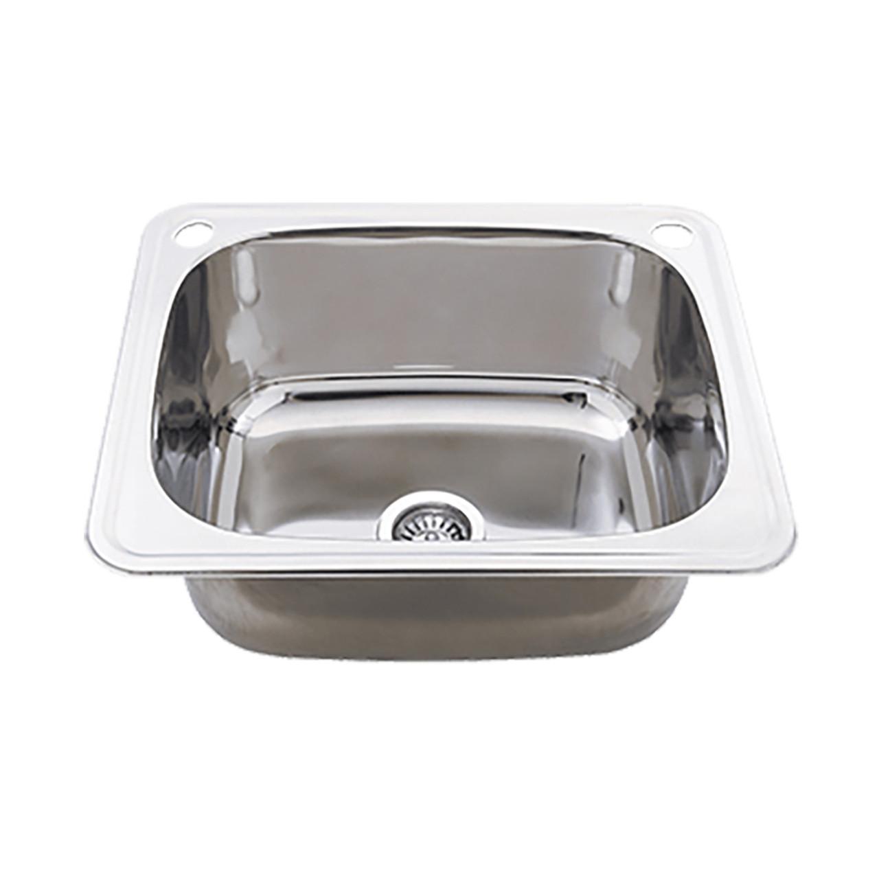 classic 35l 2th utility sink