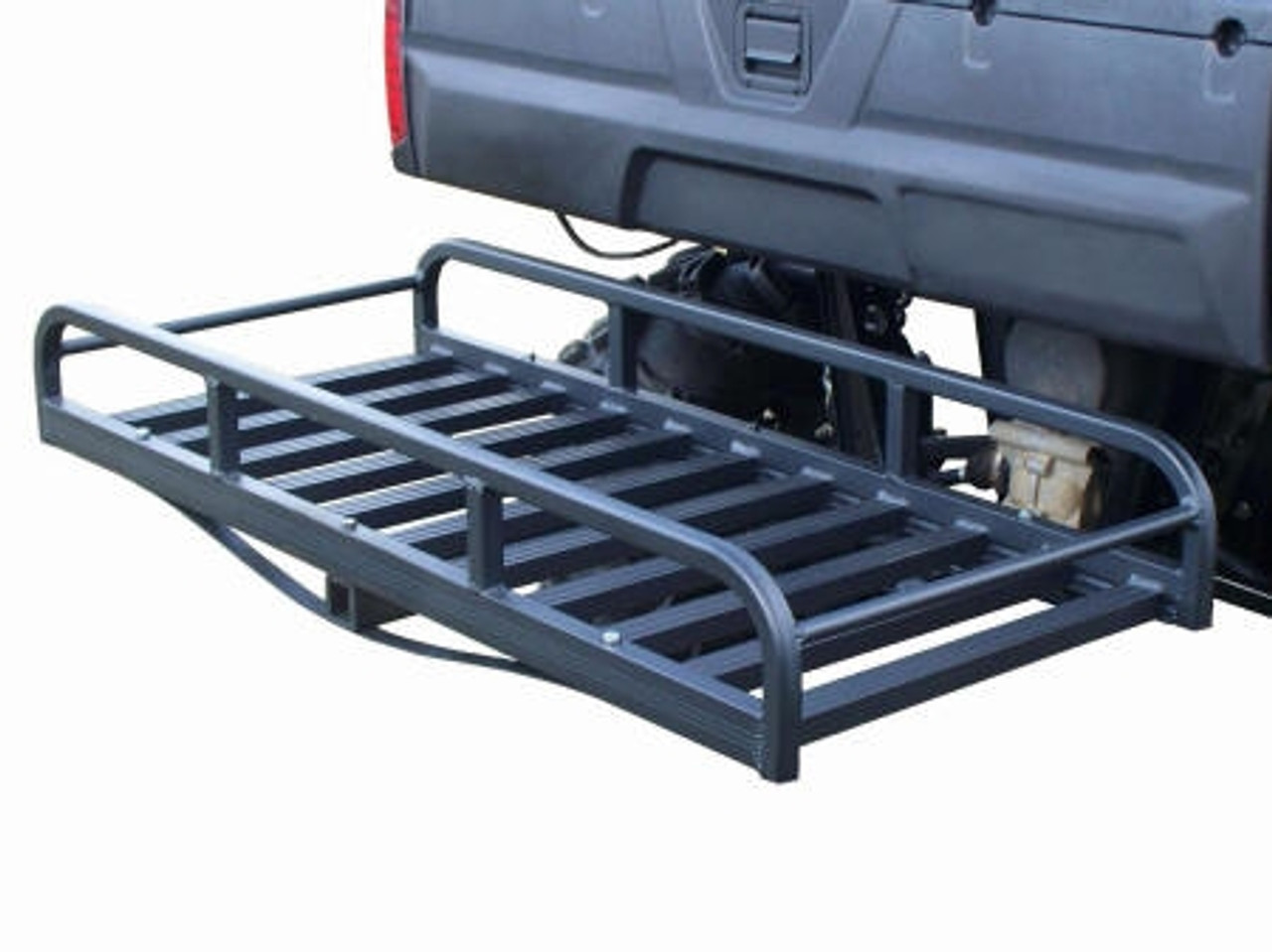 https leonardaccessories com product specialty racks great day hitch n ride atv hitch hauler rack