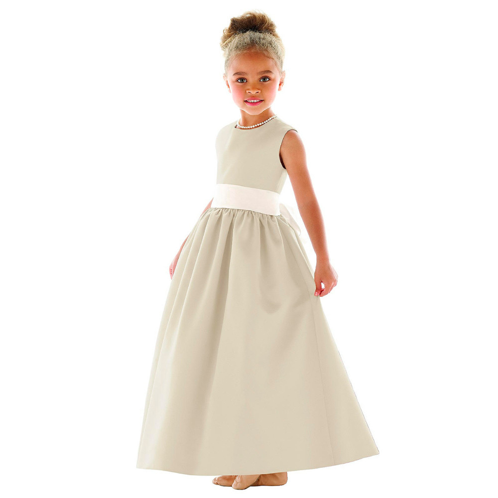 60463f628f Flower Girl Dresses Dessy Flower Girl Dress Fl4021