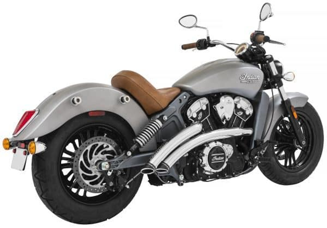 https www westendmotorsports com freedom performance exhaust radical radius system for indian scout models 15 up select finish