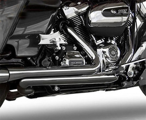 harley aftermarket exhaust give your