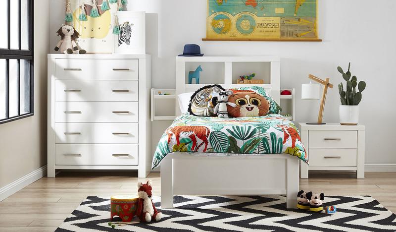 29+ Girls Bedroom Furniture White Gif