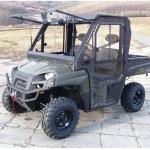 Polaris Ranger Full Size 570 800 Hard Cab Kit Polaris Ranger Full Size 570 800 Round Tubing Hard Cab Kit By Hardcabs Utv Hq