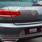 Chrome Rear Door Tailgate Trim Strip Cover To Fit Volkswagen Passat B8 2016 Autoline Accessories Limited