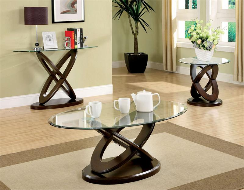 48 atwood oval coffee table