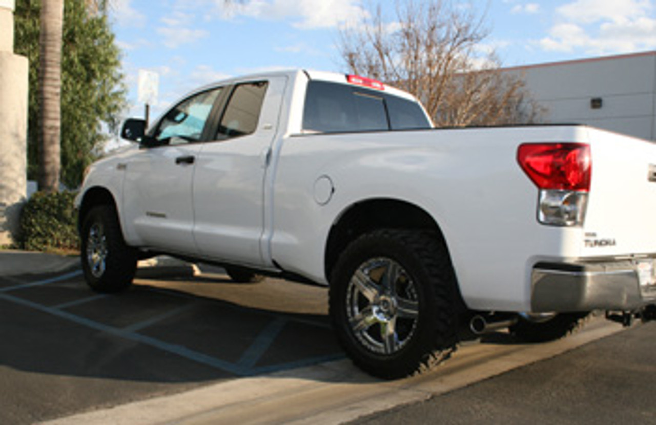 toyota tundra true dual 2 x pipe and h pipe systems