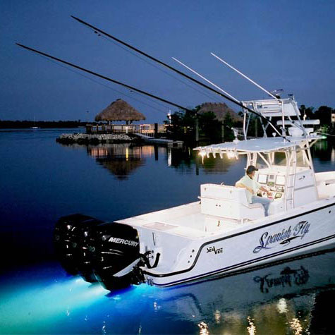 The Best Underwater Lights For A Perfect Night Of Fishing Apexlighting
