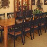 Vintage Oak Furniture Solid Wood Leather Recliners Simply Amish Salt Lake