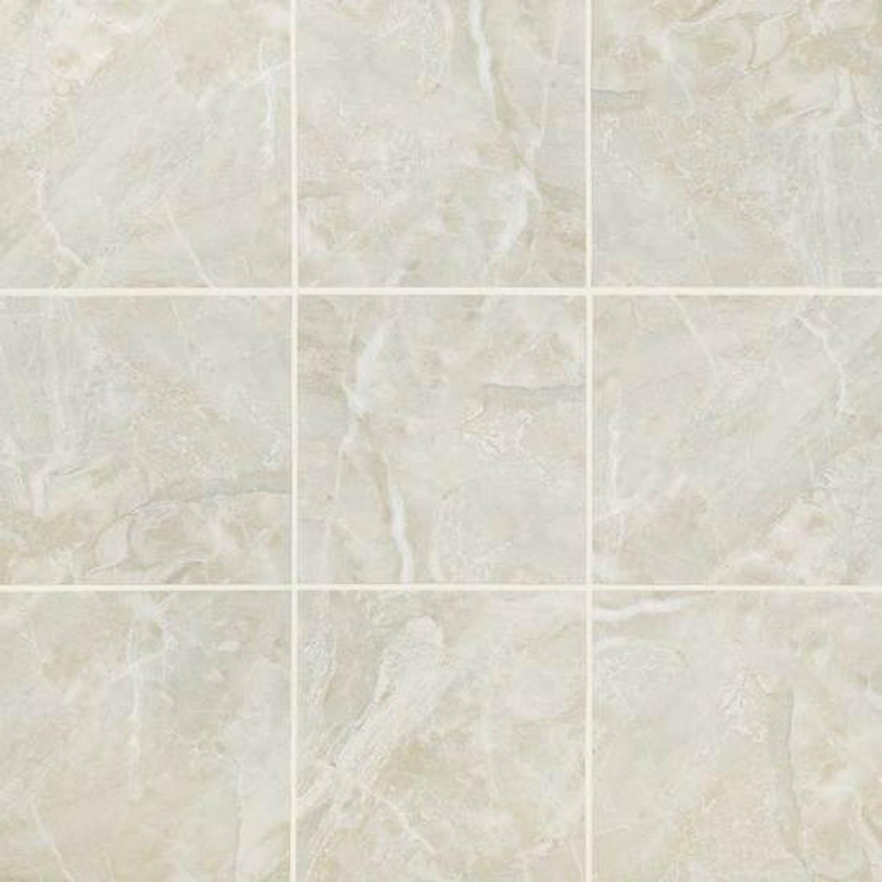 mirasol silver marble matte porcelain floor tile 24x24