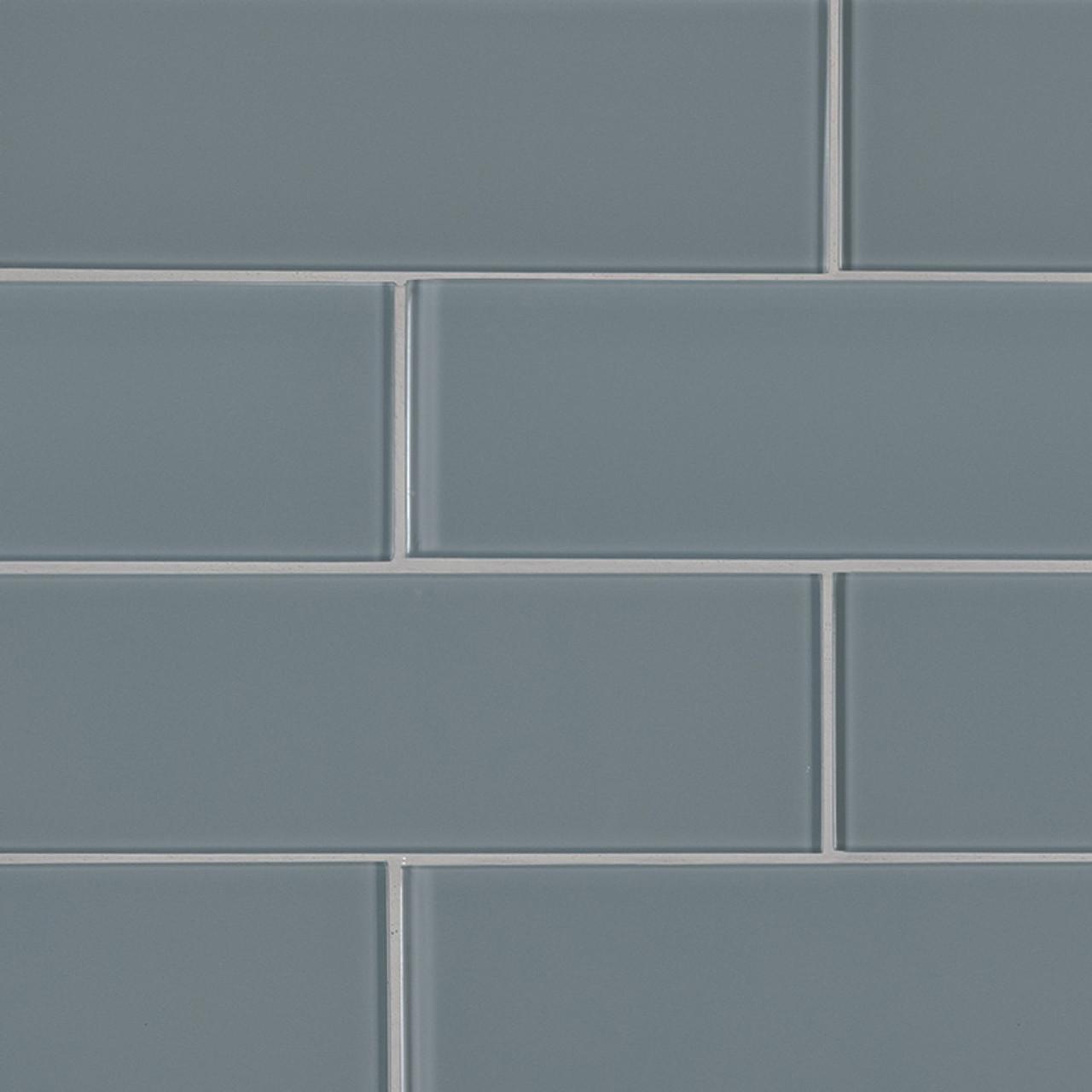 harbor gray subway tile 3x9