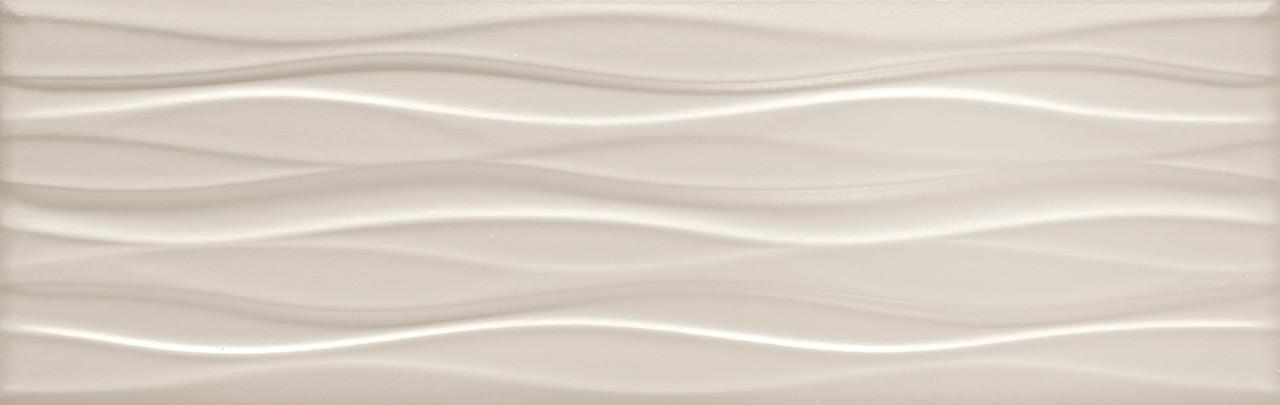 visual impressions beige multi wave wall tile 8x24