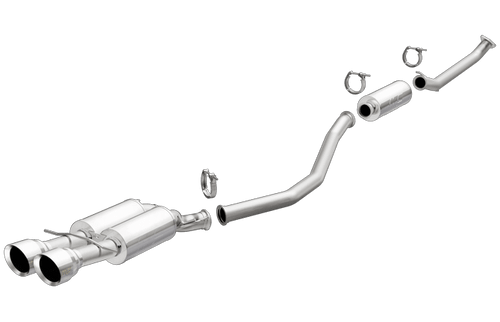 magnaflow catback exhaust system coupe