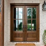 Grand Entry Doors Double Front Custom Doors