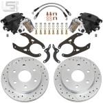 Gm 88 00 K1500 Rear Disc Brakes 6 Lug 10 Drum Little Shop Mfg