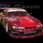 Bn Sports Type 4 Full Body Kit For Kouki 97 98 S14 Faction Motorsports