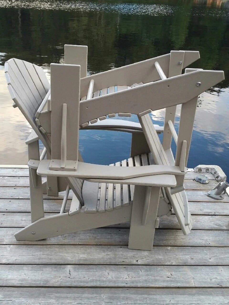 The Solution To Winter Storage For Adirondack And Muskoka Chairs Outdoor Covers Canada Inc