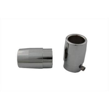 motorcycle exhaust tips get lowered