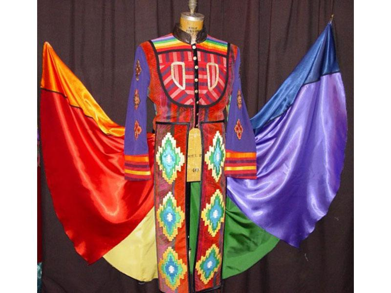 Joseph And The Amazing Technicolor Dreamcoat Costume Plot