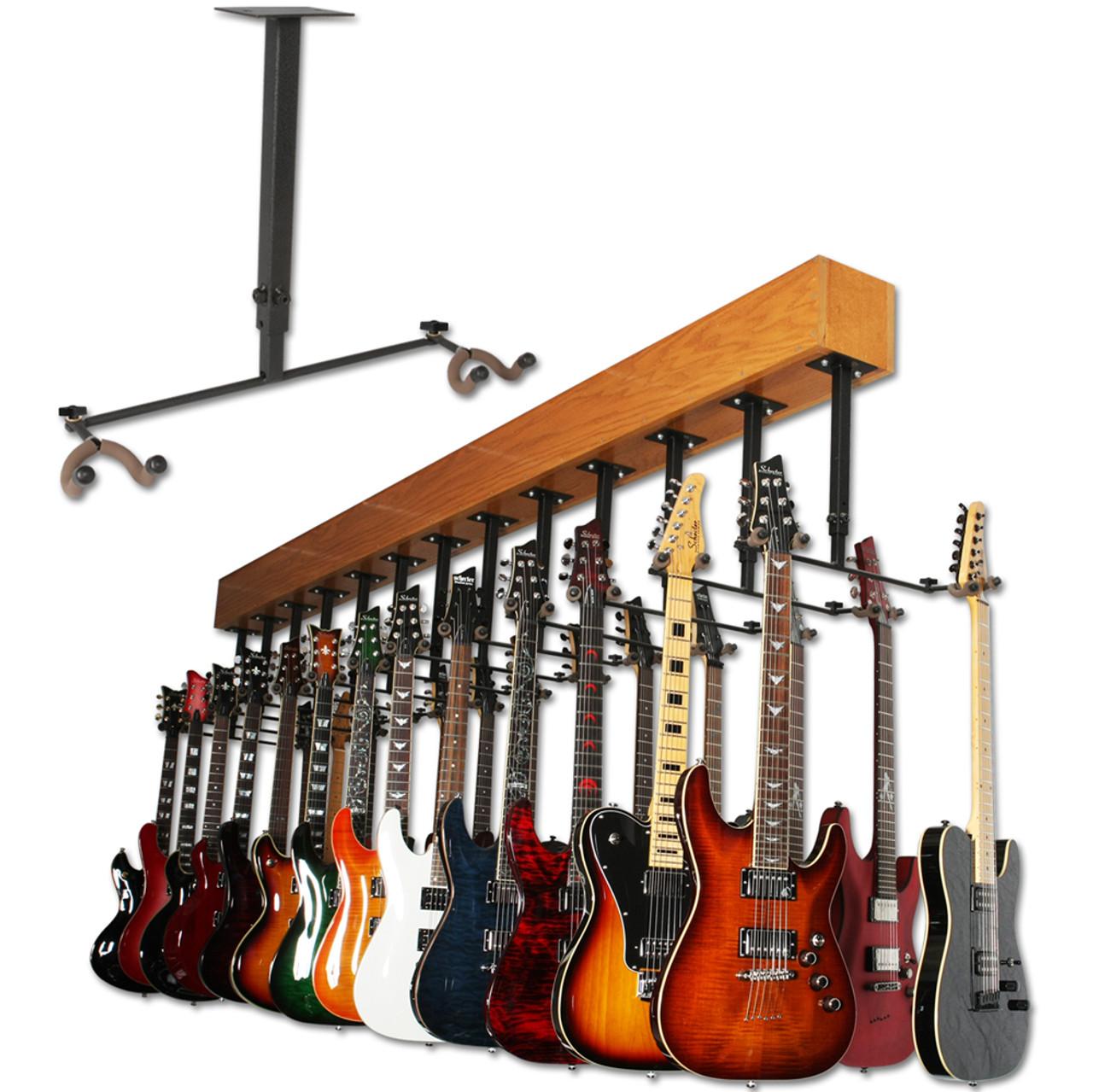 ceiling mount two instrument hanger