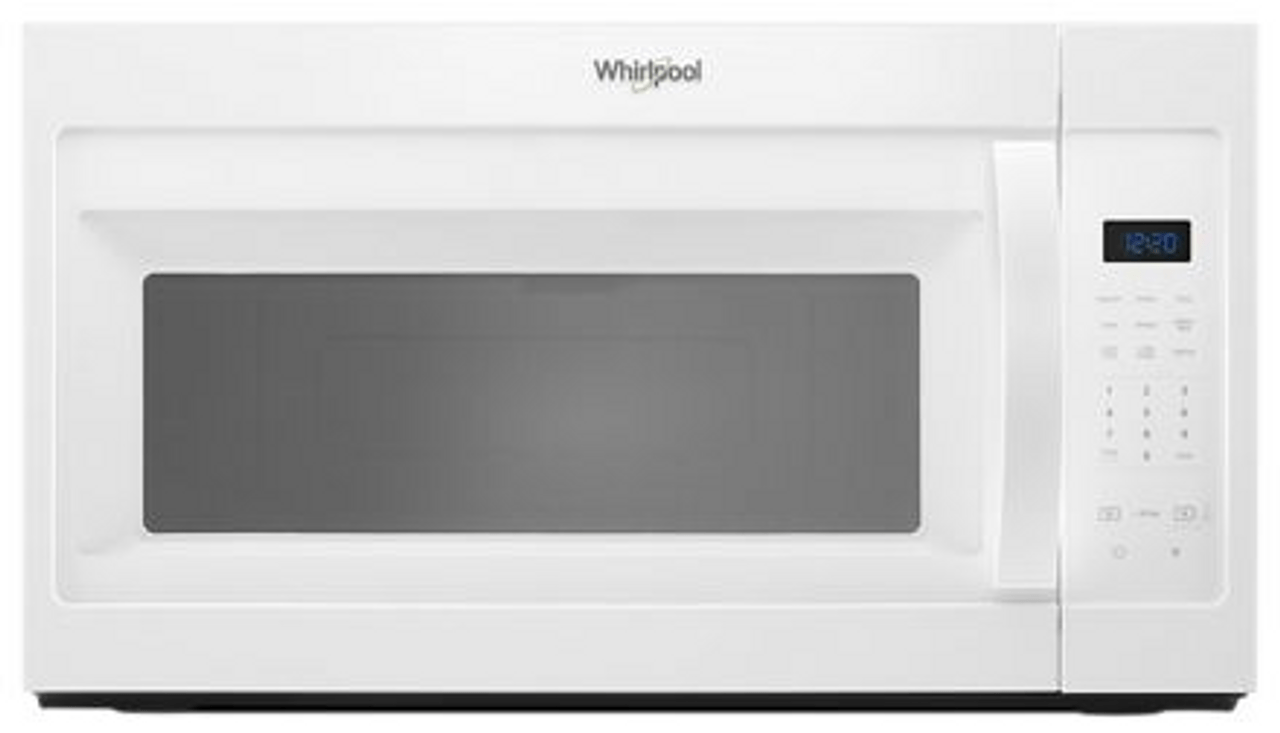 https morganfurniture com whirlpool over the range microwave hood in white