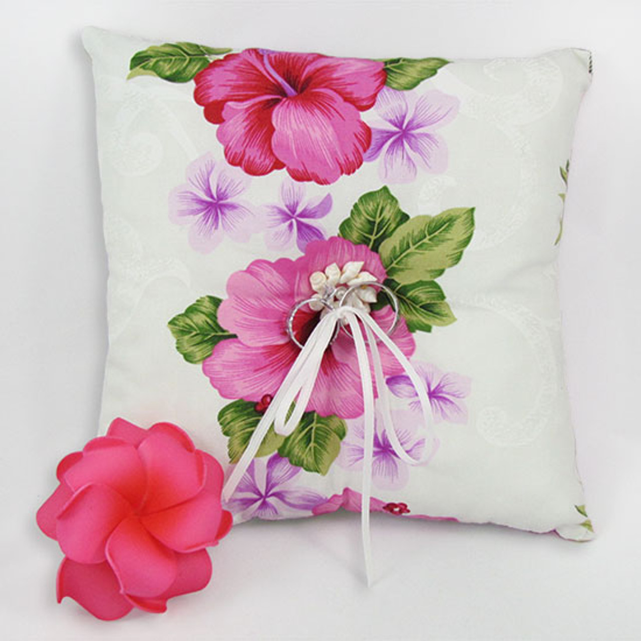 big island ring bearer pillow