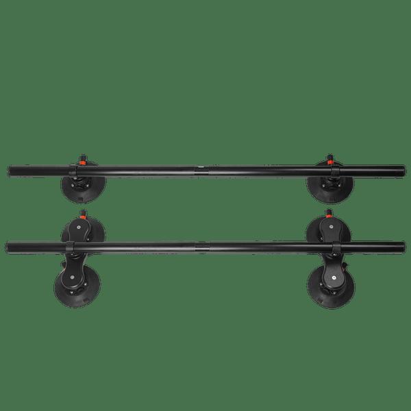 https www storeyourboard com suction mount roof rack crossbars heavy duty universal fit