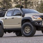 Overland Vehicle Systems