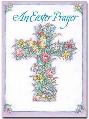 Sisters of Carmel: Easter Prayer Greeting Card