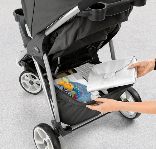 Viaro Stroller 3 Wheels Graphite