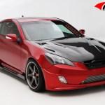 Ark S Fx Front Wide Body Kit For Hyundai Genesis Coupe Enjuku Racing Parts Llc