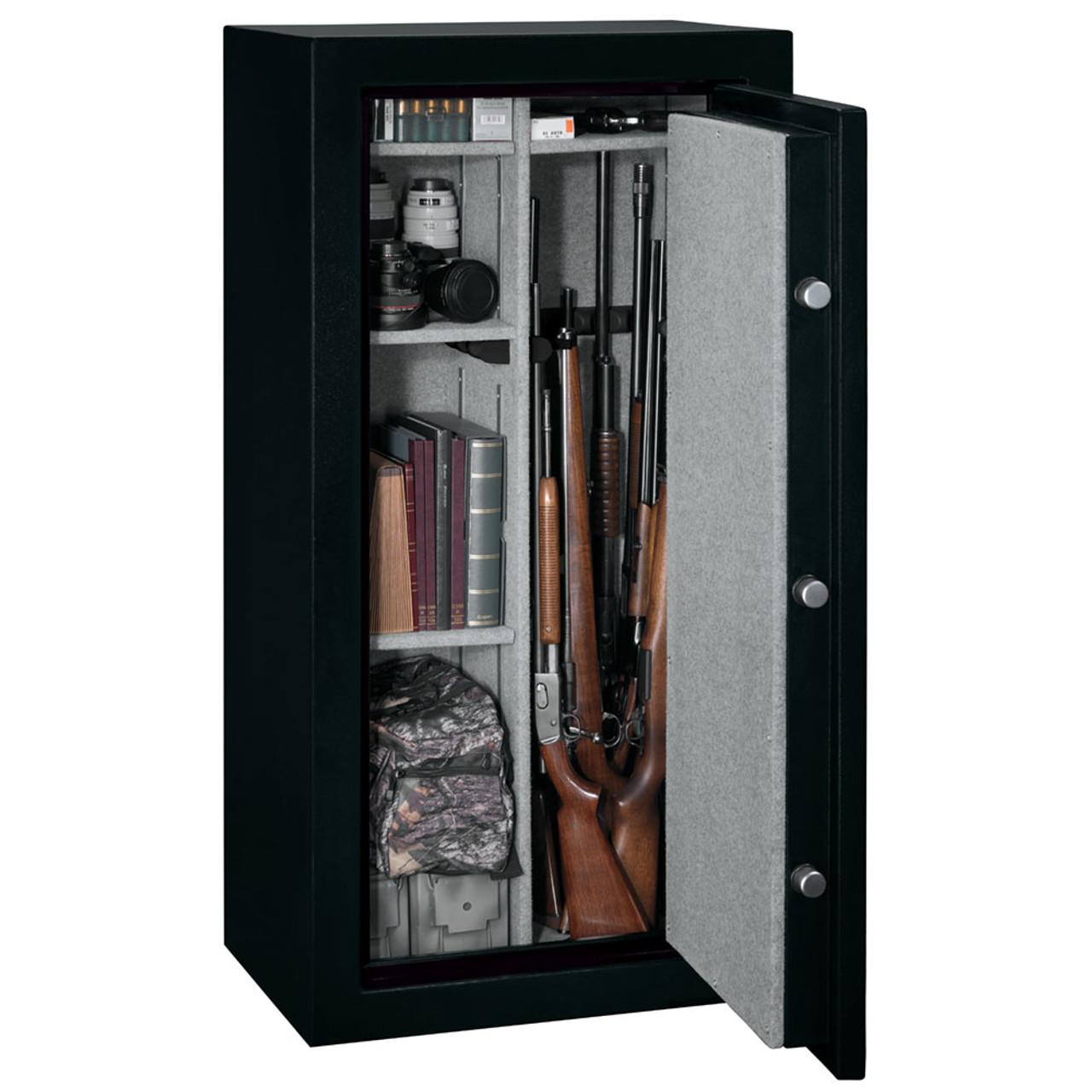 stack on fire resistant gun safe 24 gun