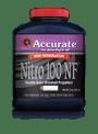 Accurate Nitro 100 NF Powder, 12 oz - SFRC
